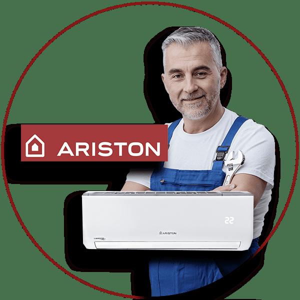 assistenza climatizzatori ariston roma